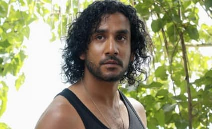 Naveen Andrews Cast as Jafar in Once Upon a Time Wonderland
