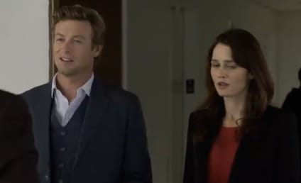 The Mentalist Exclusive: Who's In The Line Of Fire?
