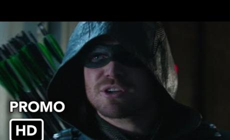Arrow Episode Promo: She's Not Ready