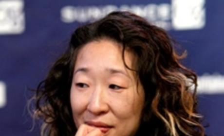 A Sandra Oh Photo