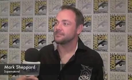 Mark Sheppard Comic-Con Interview