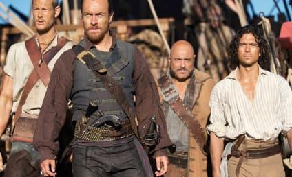 Black Sails: Renewed for Season 4! Already!