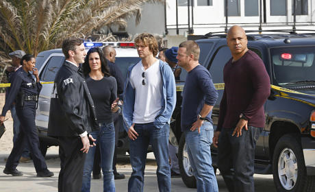 Missing Soldiers - NCIS: Los Angeles