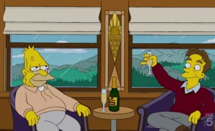 """The Simpsons Review: """"Thursdays with Abie"""""""