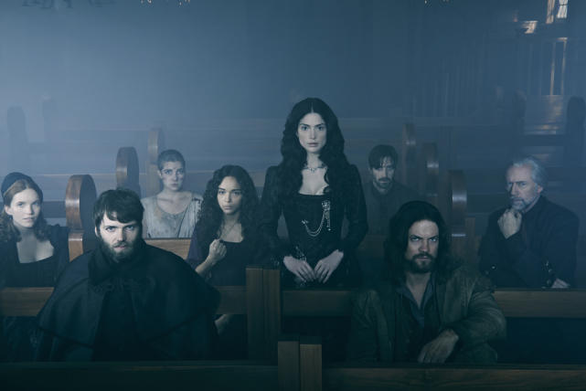 Salem Cast Photo