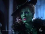 Rebecca Mader as the Wicked Witch