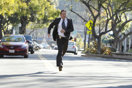 Britten On The Run