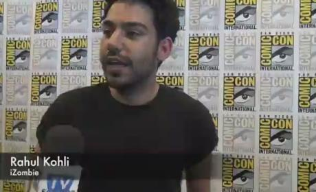 Rahul Kohli Comic-Con Interview