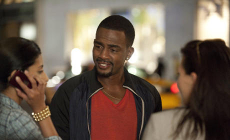 Bill Bellamy on Royal Pains