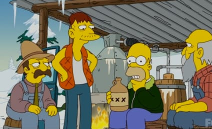 """The Simpsons Review: """"Rednecks and Broomsticks"""""""