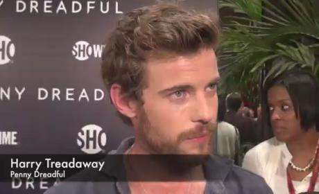 Harry Treadaway Interview