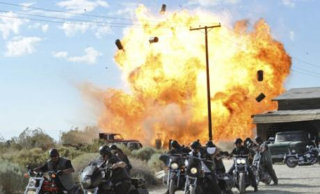 Sons of Anarchy Season Four: Extended By One Episode