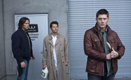 Supernatural Threesome