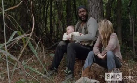 The Walking Dead Clip - I Spy