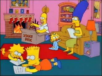 Simpsons Roasting on an Open Fire Pic