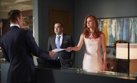 Suits Season Premiere Preview: Office Politics