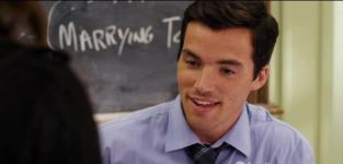 Ian Harding as Ezra Fitz -- Pretty Little Liars