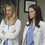 April and Lexie