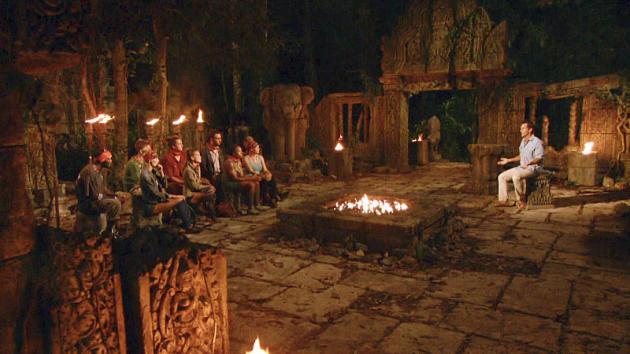 Another Castaway Is Sent Home Survivor Season 31 Episode
