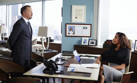 Suits Photo Preview: Hardman's Revenge