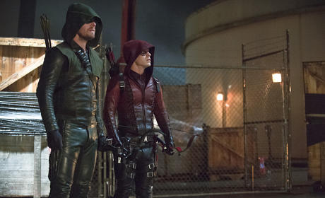 Men on a Mission - Arrow Season 3 Episode 17