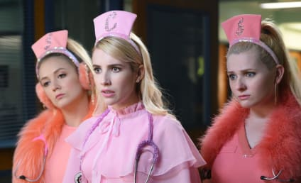 TV Ratings Report: Scream Queens Matches Series Low