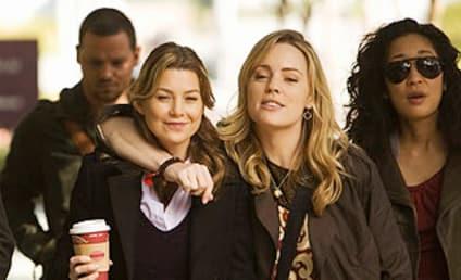 Melissa George Discusses Grey's Anatomy Character, Sadie