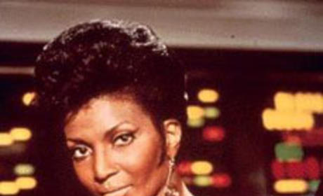 Another Trekkie Comes to Heroes: Nichelle Nichols