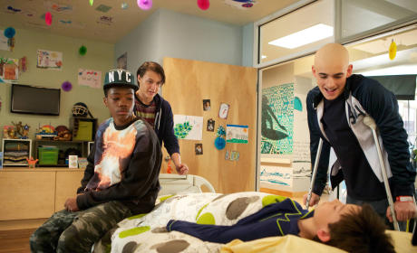 Red Band Society Review: Send Pizza