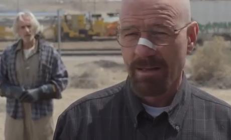 Breaking Bad Blooper Reel: He is the One Who Laughs!