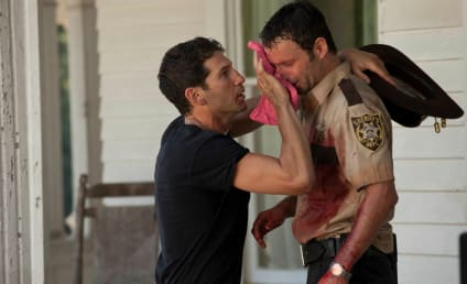 The Walking Dead Review: The Kids Are Not All Right