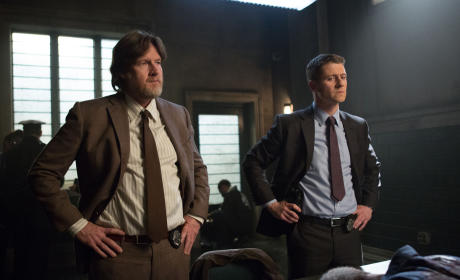 Gotham Season 1 Episode 13 Review: Welcome Back, Jim Gordon