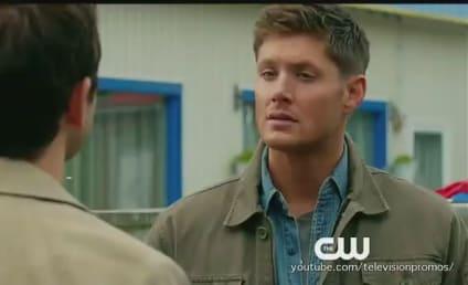 Supernatural Sneak Preview: Castiel on the Case?!?