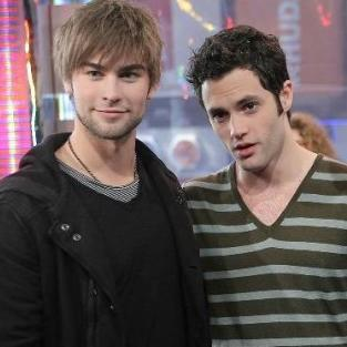 Penn Badgley, Chace Crawford
