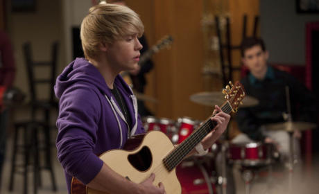 Chord Overstreet to Guest Star On...