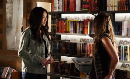 Pretty Little Liars Season 7 Episode 3 Review: The Talented Mr. Rollins