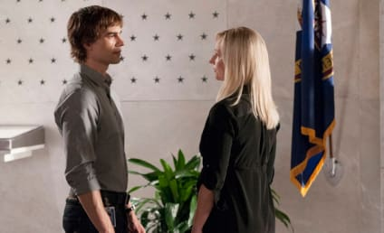 Covert Affairs Review: A Monster or Two?