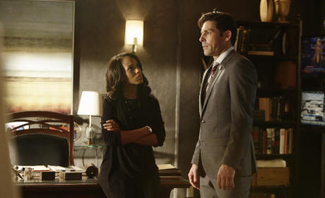 Scandal Season 4 Episode 18 Review: A Traitor In The Midst