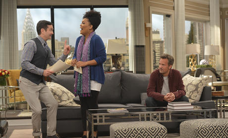 The Odd Couple Season 1 Episode 4 Review: The Blind Leading the Blind Date
