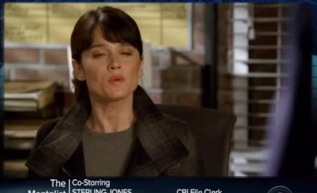 """The Mentalist Promo: """"At First Blush"""""""