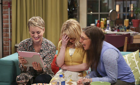 The Big Bang Theory Season 8 Episode 14 Review: The Troll Manifestation