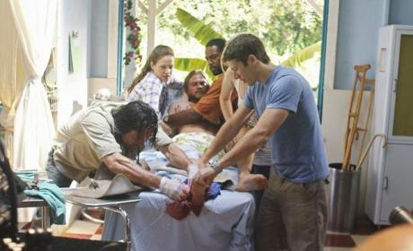 Off the Map Premiere Review: Grey's (or ER) in the Jungle?