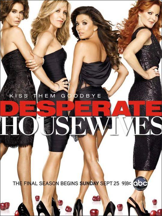 Desperate Housewives Season 8 Poster