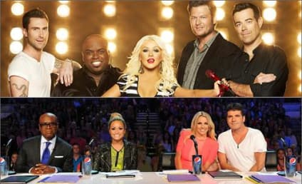 The Voice vs. The X Factor: Who Won?