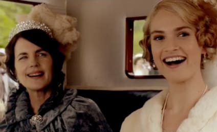 Downton Abbey Christmas Trailer: Spoilers Ahead!