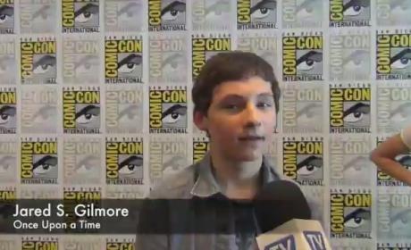 Jared Gilmore Comic-Con Interview