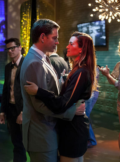 Tony and Ziva Dancing