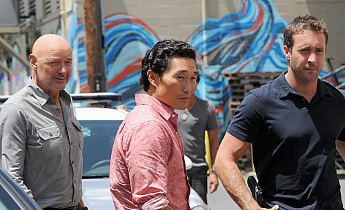 Joe, Chin Ho, and Steve