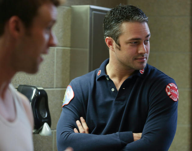 Severide Reaches Out