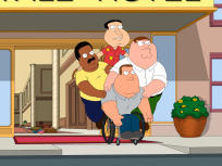 Family Guy Season 8 Episode 19